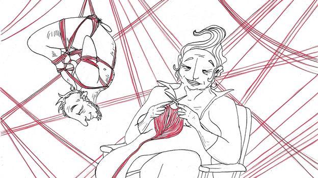 Illustration par Lucia Sillig, RTS